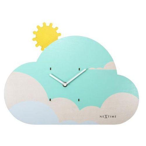 Zegar ścienny Cloudy