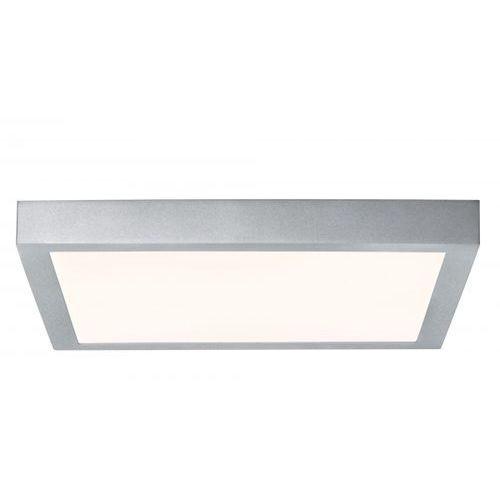 lampa sufitowa LUNAR 27,4 W chrom mat - kwadratowa, PAULMANN 70652