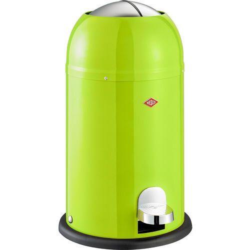 Wesco Kosz na śmieci zielony pedałowy kickmaster junior 12 litrów (180312-20) (4004519033968)