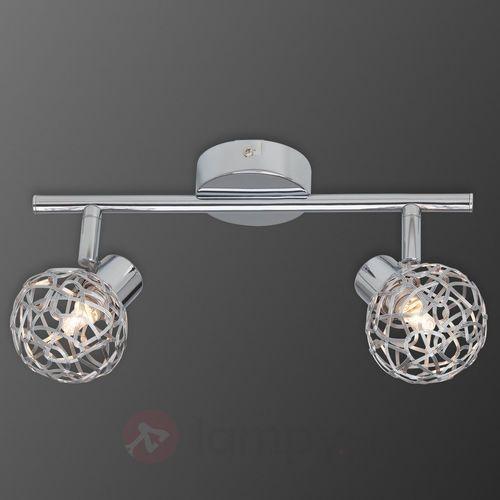 Lampa punktowa Brilliant G02213/15 G9, (DxSxW) 30 x 8 x 14 cm, chrom