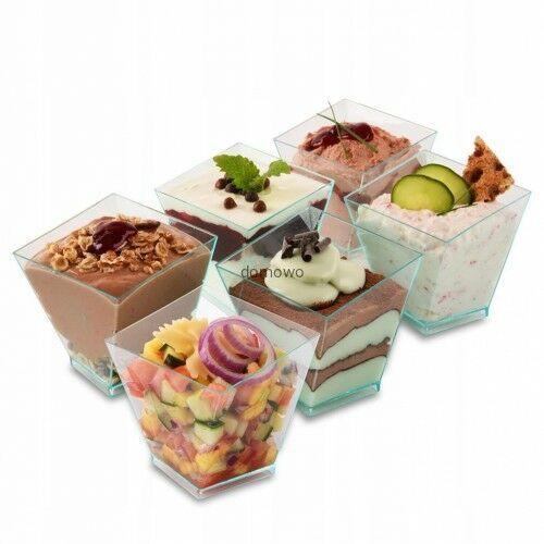Mini pucharki kubeczki do deserów galantyn 40 szt marki Orion