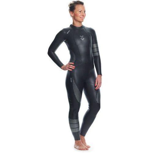 Colting wetsuits t02 kobiety czarny s-średni 2018 pianki do pływania