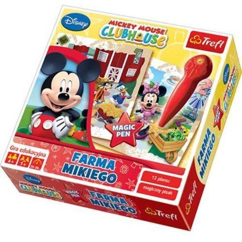 TREFL Gra Magic Pen Farma Mickiego (00758), WGTRFE0UDD13521 (5722100)