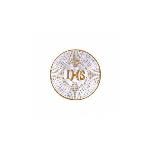 Emblemat hatfowany i komunia święta ihs - 1 szt. marki Party deco