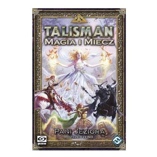 Galakta Talisman: magia i miecz - pani jeziora (5902259201113). Najniższe ceny, najlepsze promocje w sklepach, opinie.