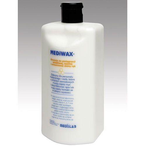 MEDIWAX Emulsja do pielęgnacji wrażliwej i suchej skóry rąk i ciała 500ml