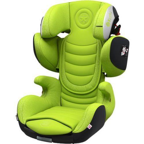 Kiddy Fotelik samochodowy Cruiserfix 3 Lime Green