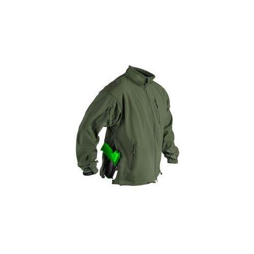 kurtka Helikon Jackal SoftShell olive green (BL-JCK-FS-02), BL-JCK-FS-02