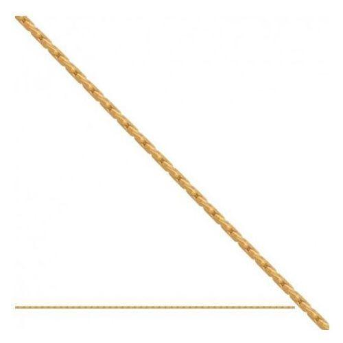 Łańcuszek złoty pr. 585 - Lv1035, kolor żółty