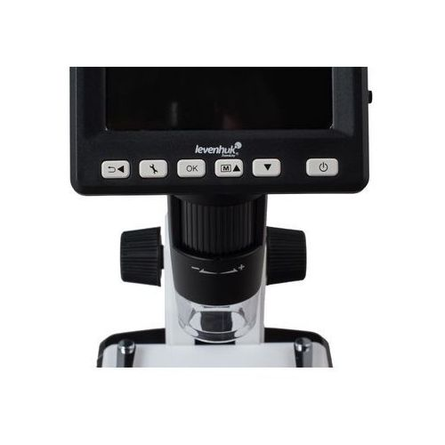 Mikroskop cyfrowy Levenhuk DTX 500 LCD - 61024 (0611901508559)