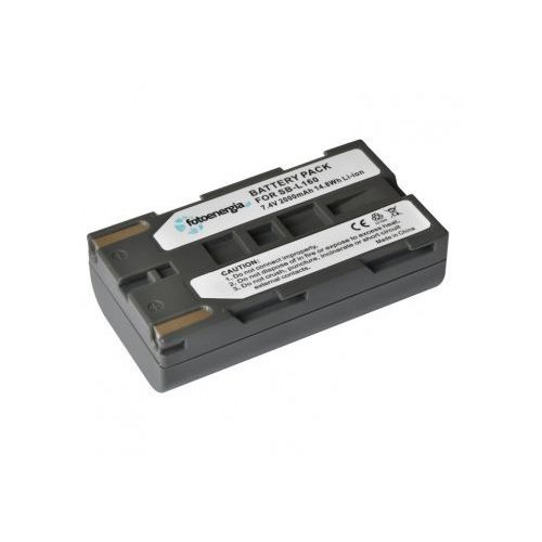 Akumulator sb-l160 do samsung sc-w80 sc-w87 vp-l500 vp-l520, marki Fotoenergia