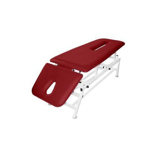 Bardo-med Stół rehabilitacyjny 2-cz. hydrauliczny master 2h