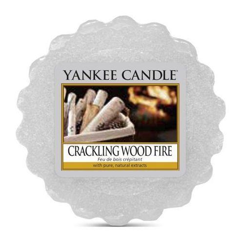 crackling wood fire 22g wosk zapachowy szybka wysyłka infolinia: 690-80-80-88 marki Yankee candle