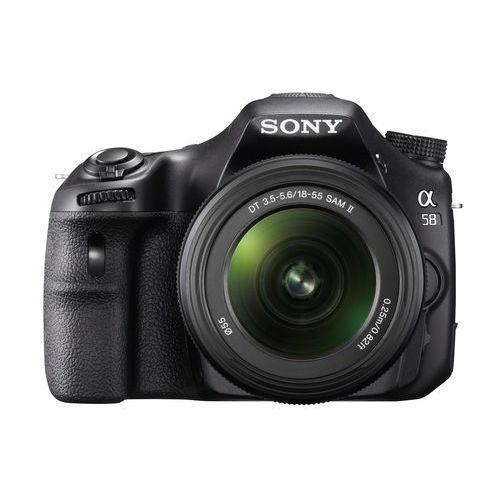 SLT-A58 producenta Sony