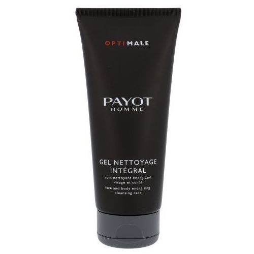 Payot Homme Optimale Face And Body Cleansing Care 200ml M Żel do mycia twarzy