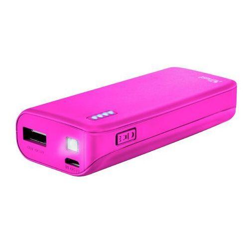 Trust Powerbank 4400 Primo neonowy różowy, 8_2219268