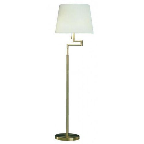 lampa podłogowa mosiądz, 4-punktowe - klasyczny - obszar wewnętrzny - knapstein - czas dostawy: od 2-3 tygodni marki Knapstein