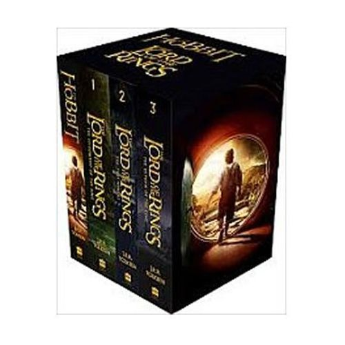 Hobbit and The Lord of the Rings, Film Tie-In, 4 Vol. (9780007509843)