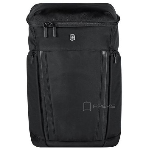 "Victorinox altmont professional deluxe fliptop plecak na laptopa 15,4"" / czarny (7613329045138)"
