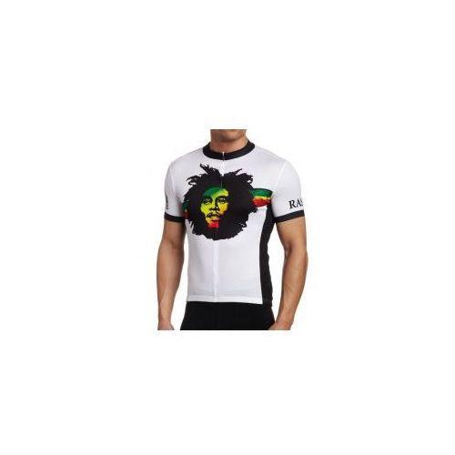 Primal Rasta - bob marley - koszulka rowerowa unikat!