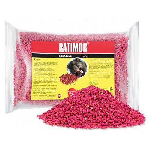 Unichem 1kg trutka na szczury, myszy, gryzonie. granulat ratimor. (3830050603688)