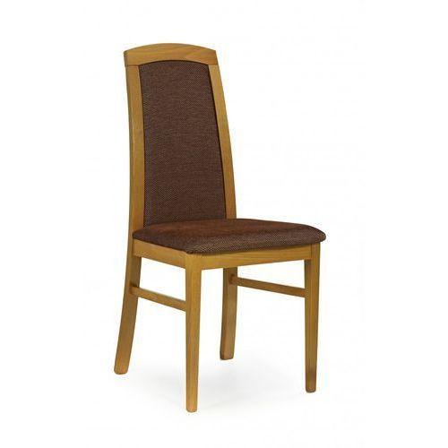 Stylowe krzesło z drewna Dominik olcha / Gwarancja 24m / NAJTAŃSZA WYSYŁKA!