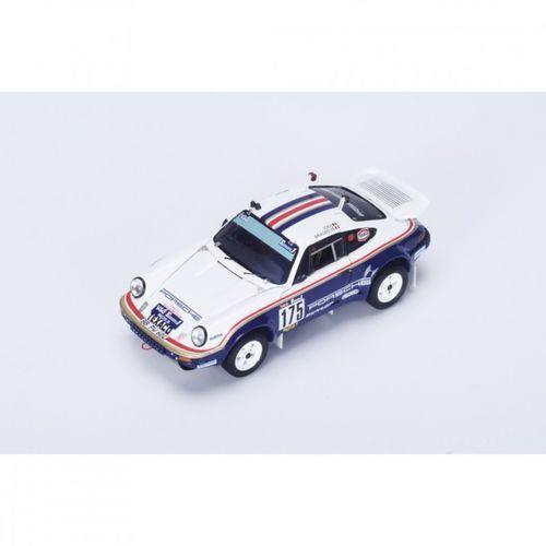 Porsche 953 #175 j. ickx/c. brasseur rally paris dakar 1984 - darmowa dostawa! marki Spark