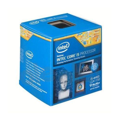 Intel Core i5-4460 3.2GHz 6MB BOX - produkt w magazynie - szybka wysyłka!, BX80646I54460