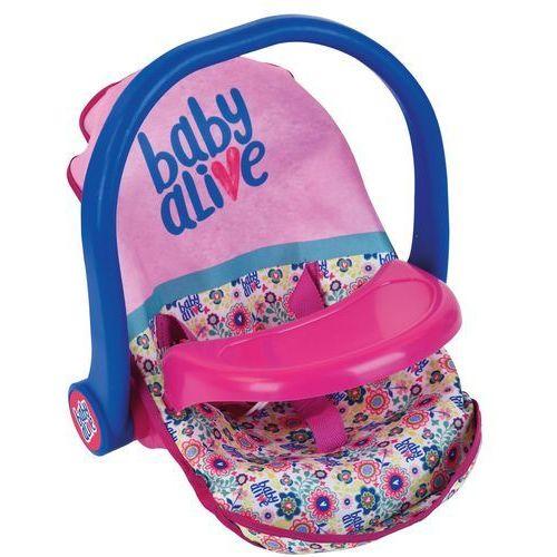 Hauck fotelik samochodowy dla lalki Baby Alive