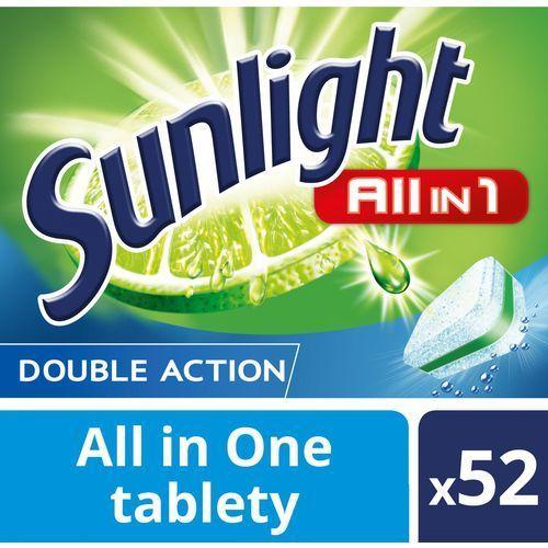 sunlight tabletki do zmywarki (668807) darmowy odbiór w 20 miastach! marki Unilever