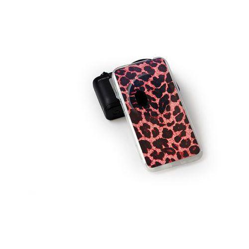 Foto case - asus zenfone zoom - etui na telefon foto case - różowa panterka od producenta Etuo.pl