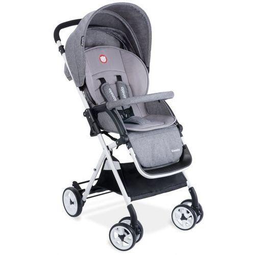 Lionelo wózek spacerowy lea grey - darmowa dostawa!!!