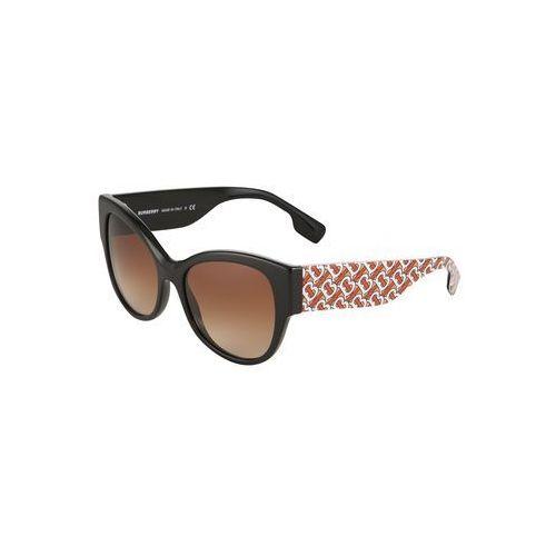 BURBERRY Okulary przeciwsłoneczne brązowy / mieszane kolory (8056597068772)