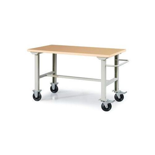 Aj produkty Mobilny stół warsztatowy robust, 1500x800 mm, wzmacniany blat