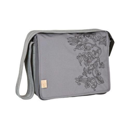 Lässig LÄssig torba na akcesoria do przewijania casual messenger bag flornament ash (4042183332604)