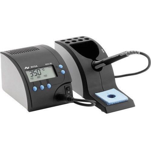 Stacja lutownicza wyświetlacz: cyfrowy 80 w  rds 80 +150 do +450 °c wyprodukowany przez Ersa