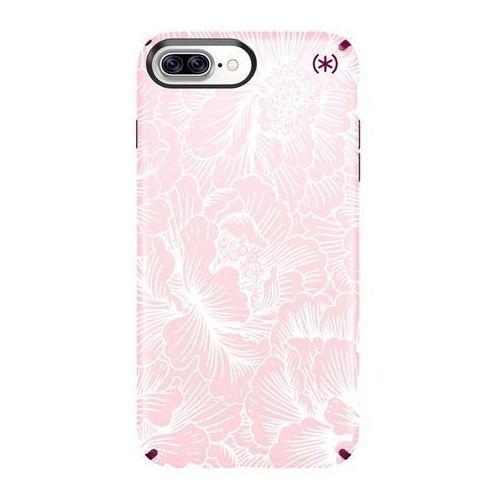 Speck Presidio Inked - Etui iPhone 7 Plus (Fresh Floral Rose/Magenta Pink)