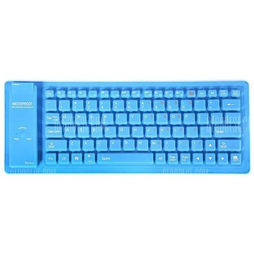 Flexible Wireless Bluetooth Keyboard z kategorii Keyboardy i syntezatory