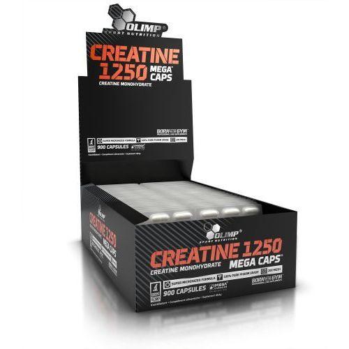 creatine mega caps 1250mg 30kaps, marki Olimp