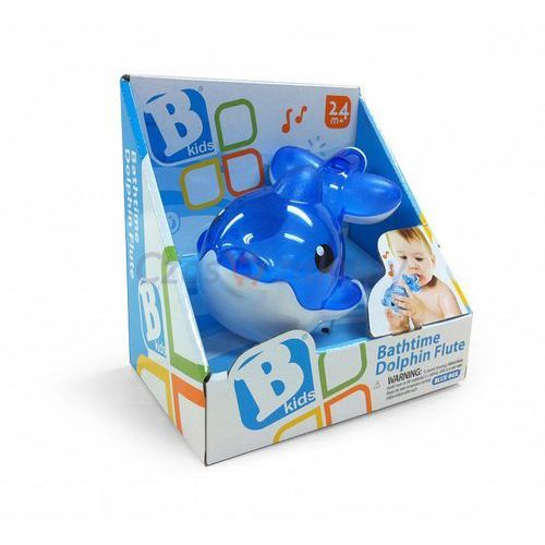 muzyczny delfin kąpielowy 3552 marki B-kids blue box