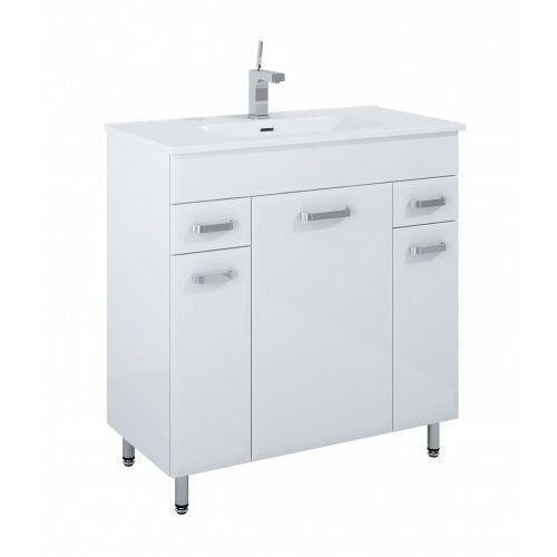 ELITA SET szafka + umywalka Amigo 80 3D 2S white 166467