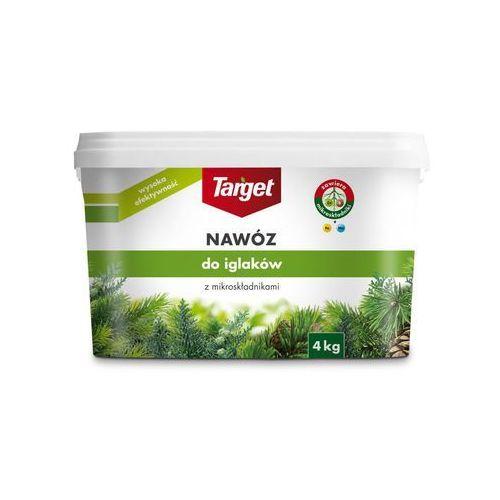 Target Nawóz do iglaków z mikroelementami 4 kg