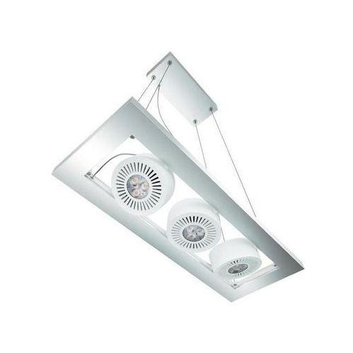 lampa wisząca led chrom, 3-punktowe - nowoczesny/design - obszar wewnętrzny - osram - czas dostawy: od 8-12 dni roboczych marki Osram