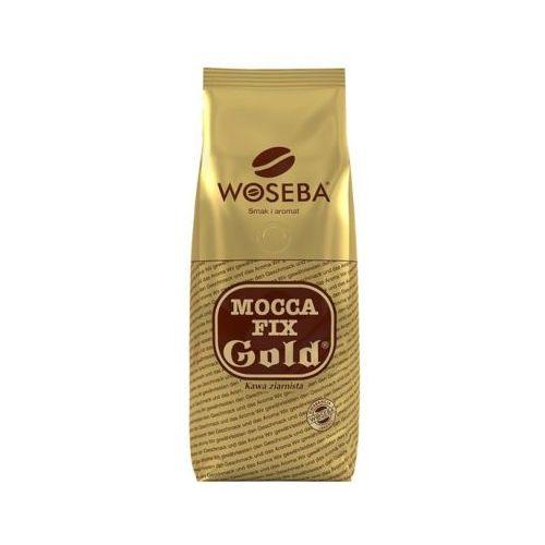 500g mocca fix gold kawa palona ziarnista marki Woseba
