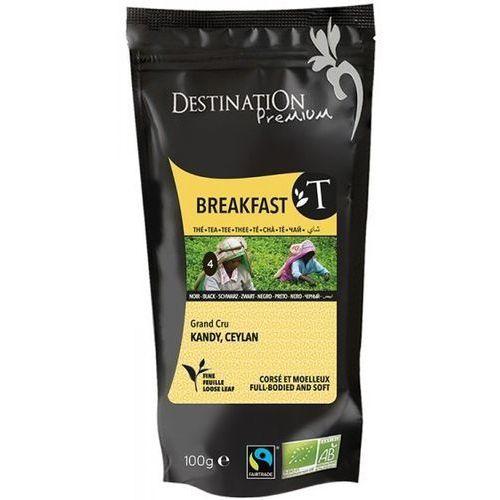 211destination Herbata czarna breakfast ceylon 100g - destination