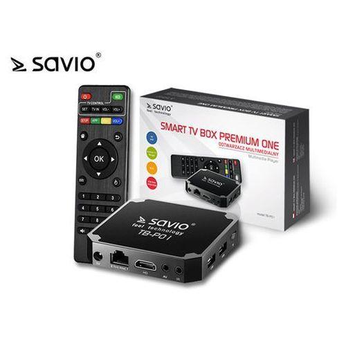 Odtwarzacz multimedialny tb-p01 brak marki Savio