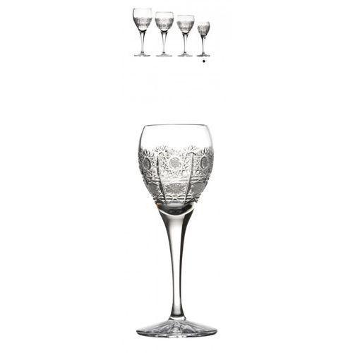Caesar crystal 42778 szklanka fiona 500pk, szkło kryształowe bezbarwne, objętość 90 ml