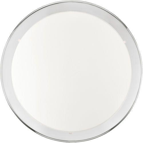 Plafon Eglo Planet 82944 lampa oprawa sufitowa 2x60W E27 biały/chrom (9002759829445)
