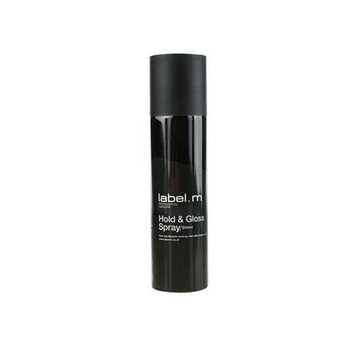 label.m Complete lakier do włosów dla wzmocnienie i blasku (Hold & Gloss Spray) 200 ml