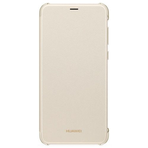 Huawei Etui bookcover do huawei p smart złoty (6901443208388)